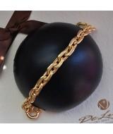 YELLOW GOLD BRACELET K18 23.40GR 510138080010