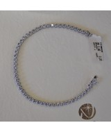 WHITE GOLD BRACELET K18 7.50GR WITH BRILLIANTS 1,85ct BG00013