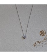 WHITE GOLD CROSS K18 3.00 GR WITH BRILLIANS 0.36 ct 514682030010