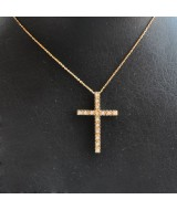 YELLOW GOLD CROSS K14  4.80 GR 711191050010