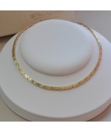 YELLOW GOLD NECKLACE K9   12.40 GR 210003060011