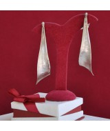 SILVER EARRINGS 925 17.30GR SG01029