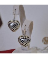 SILVER EARRINGS 925 7.90GR SG01340