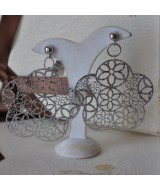 SILVER EARRINGS 925 10.20GR SG01763