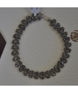SILVER NECKLACE 925 21.50GR BG00619