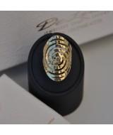 SILVER RING 925 6.70GR DM00676